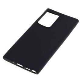 OTB TPU Case voor Samsung Galaxy Note 20 Ultra SM-N986 - Zwart