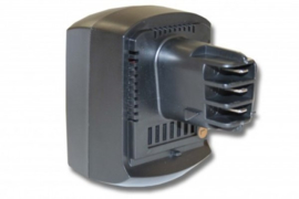 VHBW Accu Batterij Metabo ULA9.6-18 Lamp - 12V 3000mAh Li-Ion