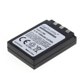Digibuddy Accu Batterij Olympus LI-10B / Li-12B - 1100mAh