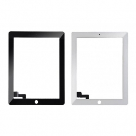 Touch Screen voor Apple IPad 3- Zwart