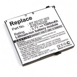 Accu Batterij Acer US55143A9H / A78TAD20F - Li-Ion 1500mAh