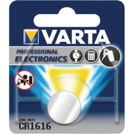 Varta CR1616 Knoopcel 6616 Lithium 55mAh 3V