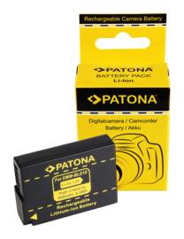 Patona Accu Batterij Panasonic DMW-BLD10 DMW-BLD10E e.a. - 950mAh