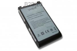 VHBW Accu Batterij TOSHIBA PA3284U-1BRS