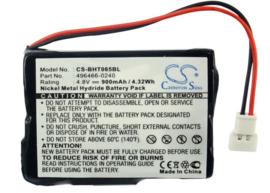 CS Accu Batterij Denso 496466-0240 e.a. - 900mAh 4.8V BHT-..