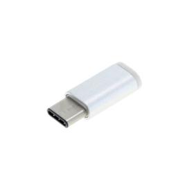 Adapter Micro-USB 2.0 Female naar USB Type C USB-C Male