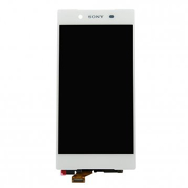 LCD voor Sony Xperia Z5 - Wit