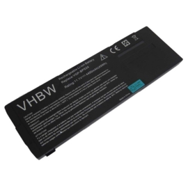 VHBW Accu Batterij Sony Vaio VGP-BPL24 VGP-BPSC24 VGP-BPS24