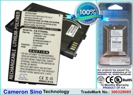 Accu batterij Fujitsu Siemens Pocket Loox T800 T810 T830 OP=OP