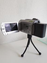 Digital Camcorder JVC Everio GZ-MG130 HDD 5x accu en vele extra's