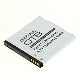 Originele OTB Accu Batterij HTC BA S560 Sensation - 1700mAh