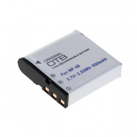 Accu Batterij Casio NP-40 - 950mAh