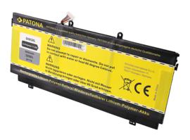 Patona Accu Batterij HP Spectre X360 13 Serie e.a. - 5000mAh 11,55V