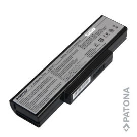 2256 Patona Accu Batterij voor Asus K73E - 4400mAh 10,8V