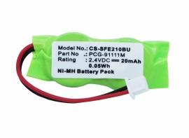 Bios Cmos Batterij 2/V15H - 2.4V 20mAh