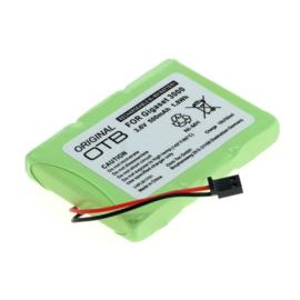 Accu Batterij Siemens Gigaset 3000 Micro  3010 Micro e.a. - 500mAh