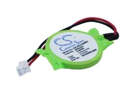 Vervangende Bios Cmos Batterij JGC02000LB00 - 3,0V 200mAh