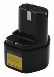 Patona Accu Batterij Hitachi 310451 e.a. - 9,6V 3000mAh
