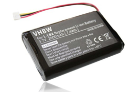Accu Batterij Logitech MX1000 Cordless Mouse - 2000mAh