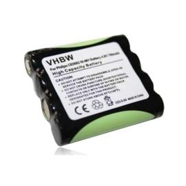 VHBW  Accu Batterij 301098 - 700mAh 4.8V