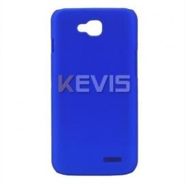 Blauwe Back Cover voor LG Optimus L90 D410 OP=OP