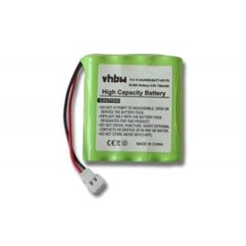 VHBW  Accu Batterij Summer Infant BATT-02170 - 700mAh 4.8V