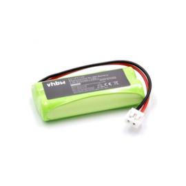 VHBW  Accu Batterij Tomy LP175N - 850mAh 2.4V