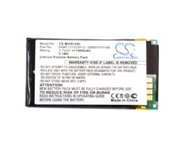 Accu Batterij Mitac Mio H610  - E4MT131323H12, 338937010109
