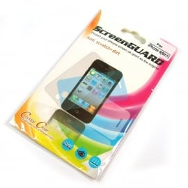 12x Display folie screenprotector voor Apple iPhone 4