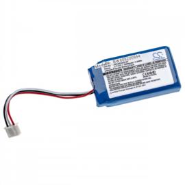 Accu Batterij JBL Flip 2 2013 - AEC653055-2P - 2000mAh 3.7V