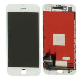LCD + Touchscreen voor Apple IPhone 7 - Wit