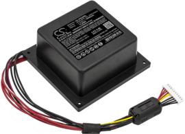 Accu JBL PartyBox 300 2INR19/66/4 / SUN-INTE-125 - 10.400mAh