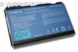 Accu Batterij voor GATEWAY NS50 - 14,8V 4400mAh