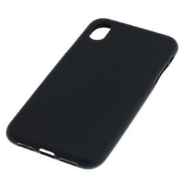 OTB TPU Case voor Apple iPhone XR  - Zwart