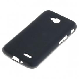 TPU telefoonhoesje voor LG L65 LG D285 - Zwart