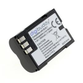 Accu Batterij Olympus BLM-1 - 1600mAh 7.4V