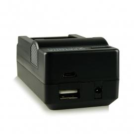 Patona oplader accu Canon EOS 700D - Charger LP-E8 Batterij