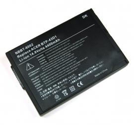 Accu Batterij  Acer TravelMate 220 Serie e.a. BTP-43D1 - 4400mAh OP=OP