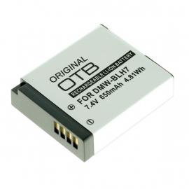 OTB Accu Batterij Panasonic DMW-BLH7 DMW-BLH7E - 650mAh