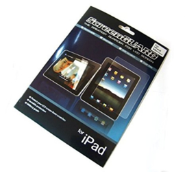 Display folie screenprotector voor Apple iPad 1 OP=OP