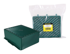 PATONA Hepa-filtersysteem pollenfilter Vorwerk Tiger VT250 VT251 VT252