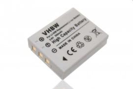 VHBW Accu Batterij Olympus Li-30B - 550mAh