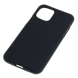 TPU Case voor Apple iPhone 11 Pro - Zwart 5.8 Inch