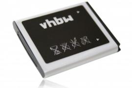 VHBW Accu Batterij Samsung AB483640BE / AB483640BU 700mAh