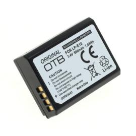 Originele OTB Accu Batterij Canon LP-E10 - 950mAh