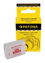 Patona Accu Batterij Canon NB-10L NB10L - 750mAh