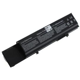 Power Accu Batterij voor Dell Vostro 3400 - 6600mAh