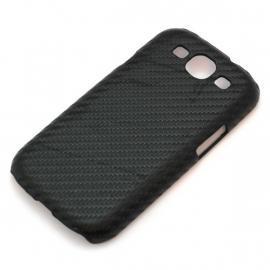 Backcover Samsung Galaxy S3 i9300 Carbonlook - Zwart OP=OP
