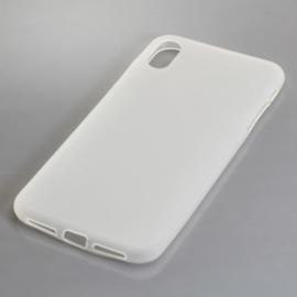 OTB TPU Case voor Apple iPhone X / XS - Transparant (OP=OP)