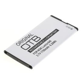 Originele OTB Accu Batterij Microsoft Lumia 640 - 1700mAh